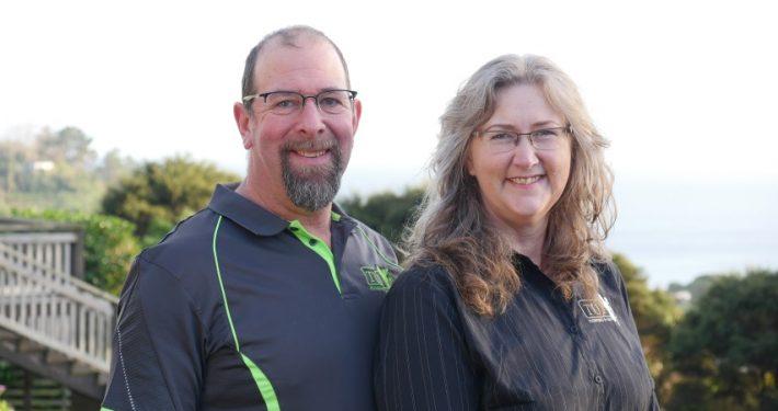 Lance and Trish Crossland