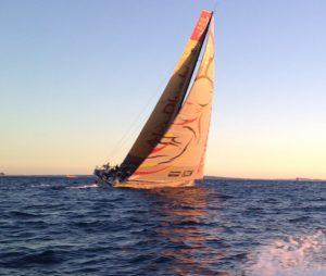 sailing in the hauraki gulf