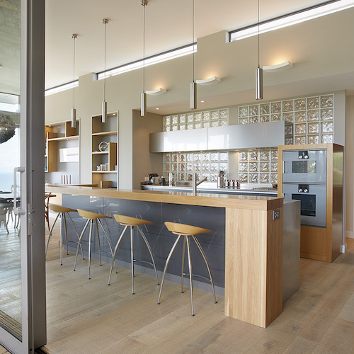 Waiheke New Build kitchen