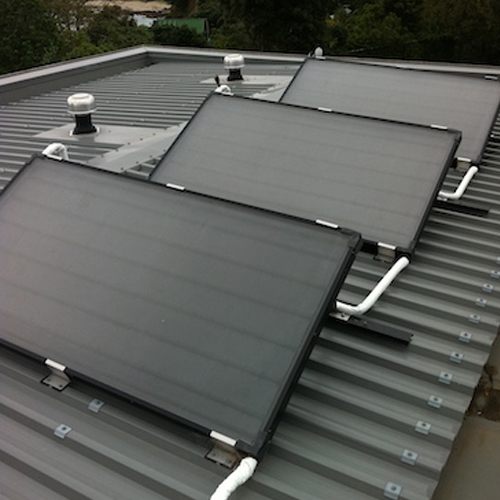 Solar Hot Water Panels Waiheke