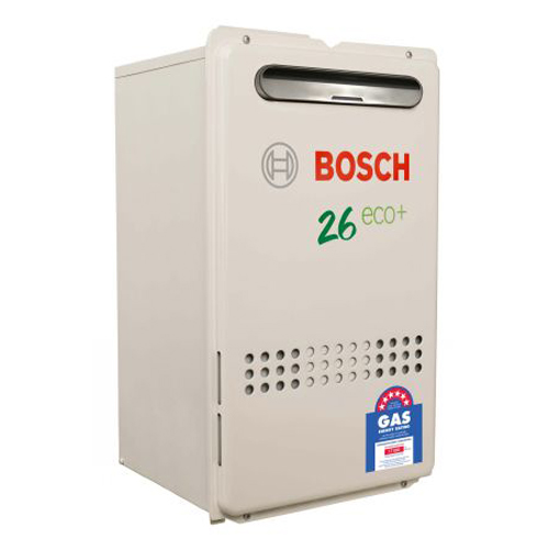Bosch Gas Hot Water System